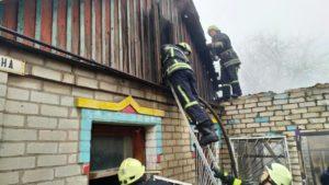 В Запоріжжі у пожежі загинула людина, — ФОТО