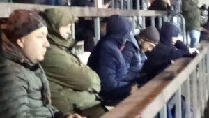 В Запорожье прибыл скаут «Манчестер Юнайтед», — ФОТОФАКТ