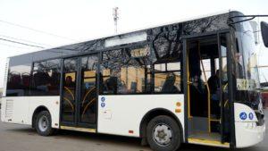 Новинка ЗАЗу: як виглядає автобус запорізького виробництва, – ФОТО
