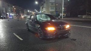 На BMW и без прав: в Запорожской области девушка сбила насмерть пешехода, — ФОТО