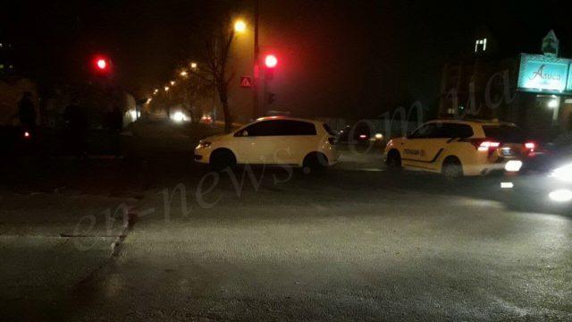 В Запорожской области депутат сбил пешехода