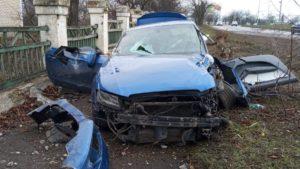 В Запорожской области в ДТП погиб человек, - ФОТО