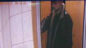 У Запоріжжі зловмисник хотів вкрасти камеру в під'їзді на яку й попався, — ФОТО