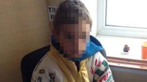 Шел пешком к отцу: в Запорожской области на трассе нашли 9-летнего мальчика, — ФОТО