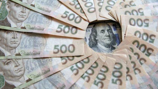 Українська гривня очолила рейтинг валют, що зміцнилися до долара