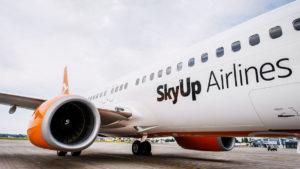 Іранські наслідки: SkyUp скасовує рейси до ОАЕ із Запоріжжя