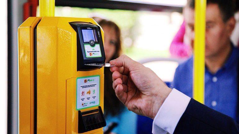 Запорожский мэр проанонсировал внедрение  системы безналичного расчета в городском транспорте