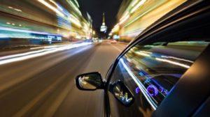 В Запорожье собираются официально увеличить скорость езды на Набережной