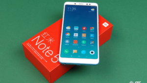 Обзор на смартфон Xiaomi Redmi Note 5 3/32GB: топ-5 фишек середнячка