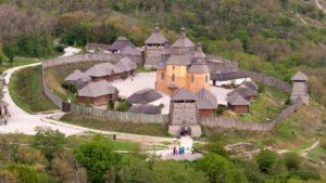 У Запоріжжі на Хортиці планують відкрити екопарк та відремонтувати музей козацтва