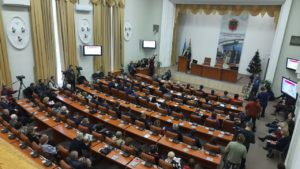 Мер Запоріжжя почав звіт за підсумками роботи за 2019 й рік, – ФОТО