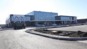 Новий пасажирський термінал аеропорту Запоріжжя запрацює у березні 2020-го року