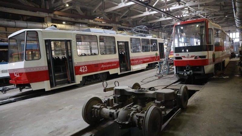 В Запорожье 538 миллионов выделили на развитие общественного транспорта