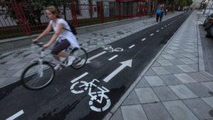 У Запоріжжі за 8 мільйонів побудують півтора кілометра велодоріжки