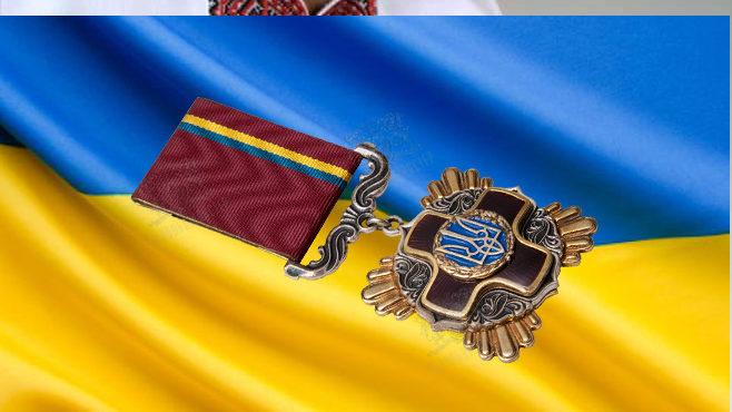Президент нагородив депутата Запорізької облради