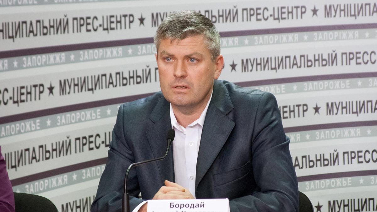 Один из заместителей мэра Запорожья уволился по собственному желанию