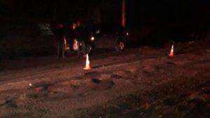 Водителя, который сбил мужчину в Запорожской области и скрылся с места происшествия, задержали
