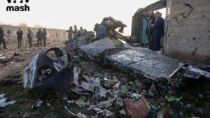 В Иране разбился украинский самолет: 175 человек погибли, – ФОТО