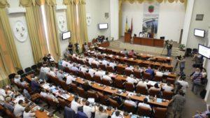 В Запорожье состоится первая сессия горсовета в этом году