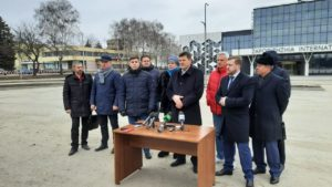 Мэр Буряк: СБУ заблокировала открытие нового терминала запорожского аэропорта, — ФОТО