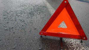На Запоріжжі авто вилетіло у кювет: у постраждалого – численні травми