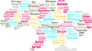 В Запорізькій області визначилися з найпопулярнішими іменами для немовлят