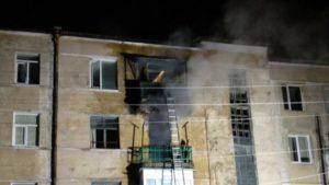 В Запорожской области в пожаре погибла мама с двумя маленькими детьми, – ФОТО