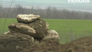 В Запорізькій області пограбували та понівечили тисячолітній курган