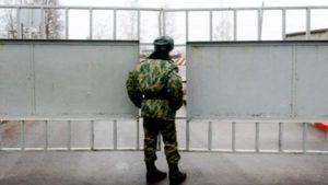 Мелітопольський суд призначив покарання для солдата, який на чотири місяці пішов у