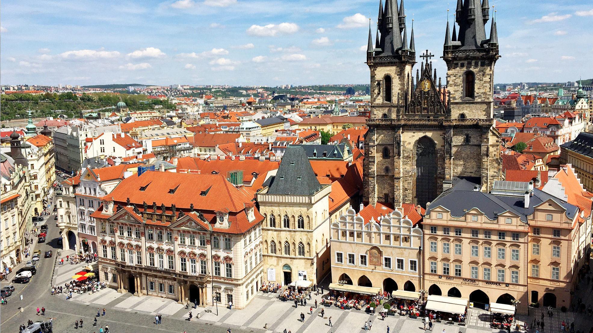 Український лоукостер SkyUp прагне відкрити рейс Запоріжжя-Прага-Запоріжжя