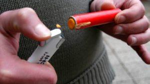 Запорізькі підлітки закидали людей петардами, — ФОТО