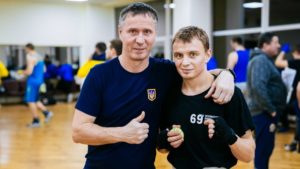Запорожской спортсмен представит страну на международном турнире
