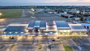 Запоріжжя стало лідируючим напрямком в столичному аеропорту