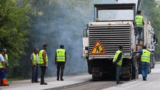 Подрядчик ремонта трассы Запорожье — Мариуполь до сих пор не получил расчет от государства