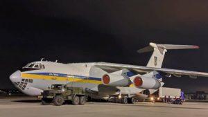 Пилоты из Запорожской области доставили украинских спасателей в Тегеран