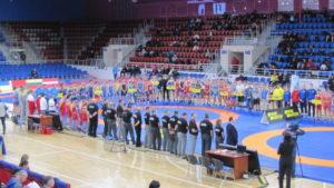 У Запоріжжі стартував ювілейний міжнародний турнір з боротьби, — ФОТОРЕПОРТАЖ