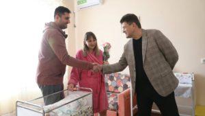 У Запоріжжі першою народженною у 2020 році дитиною став хлопчик, — ФОТО