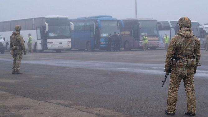 В Запорожской области освободили троих обвиняемых в терроризме согласно Минским соглашениям