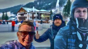 На лижах в Австрії та Буковелі, в теплих краях та на міському катку: запорізькі депутати