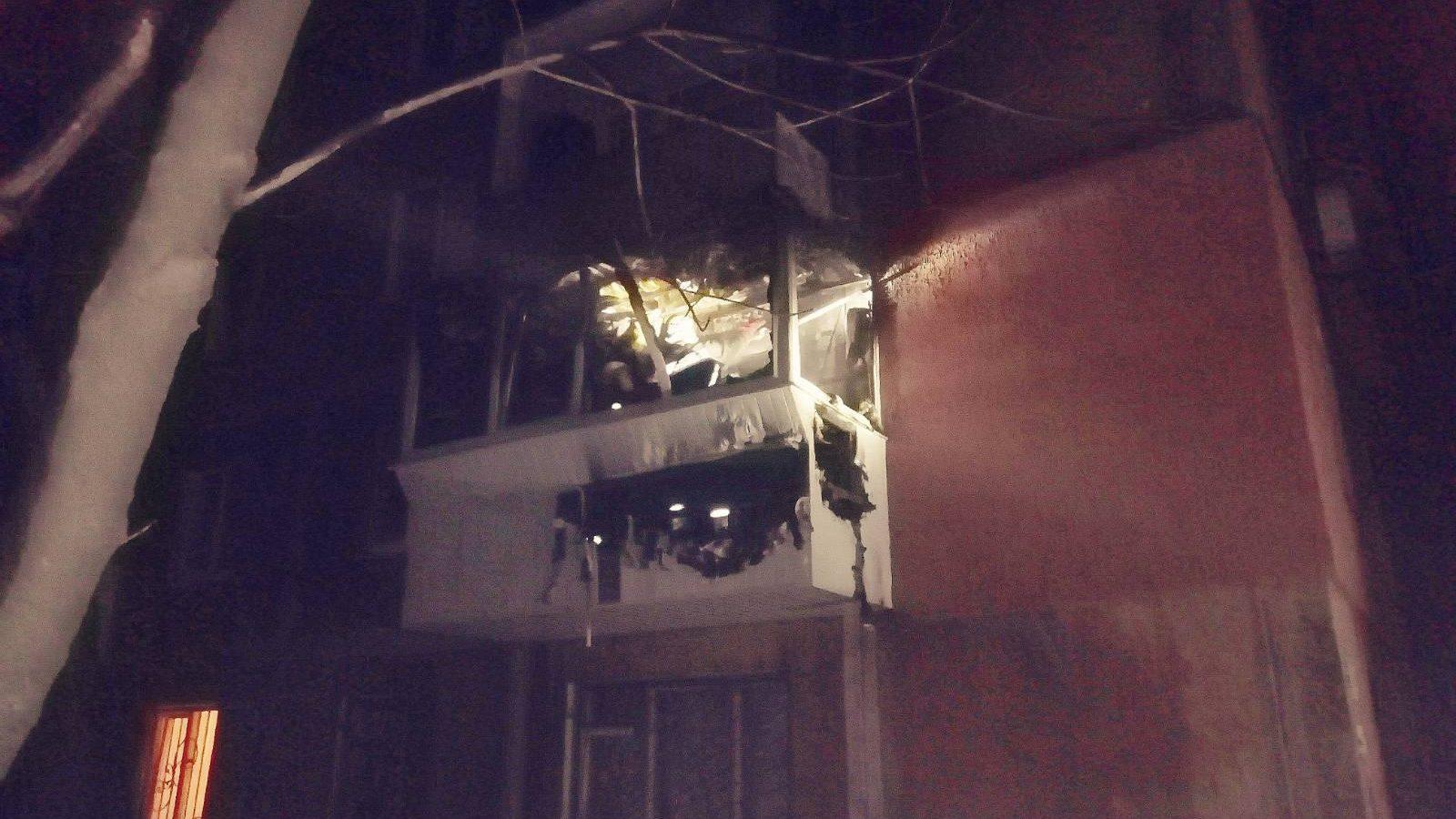 У Запоріжжі пожежники евакуювали п'ятьох мешканців, — ФОТО