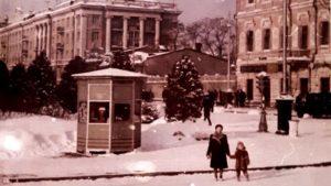 Засніжене Запоріжжя: в мережі з'явилися чергові ретро-знімки улюбленого міста, — ФОТО