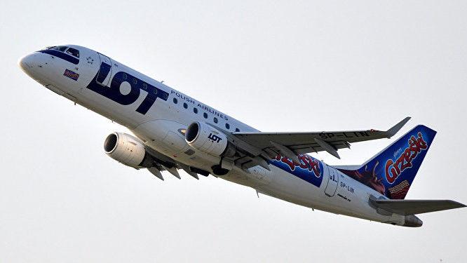 Уникнути авіакатастрофи: літак польської авіакомпанії не сів у Запоріжжі