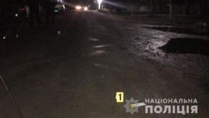 У Запорізькій області на смерть збили пішохода: поліція шукає свідків