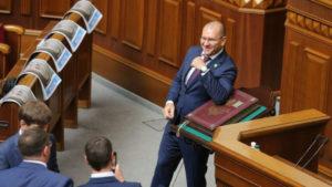 Слуга народа из Запорожья задолжал кругленькую сумму за коммуналку