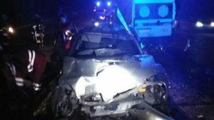Под Запорожьем на ж/д переезде погиб водитель легковушки