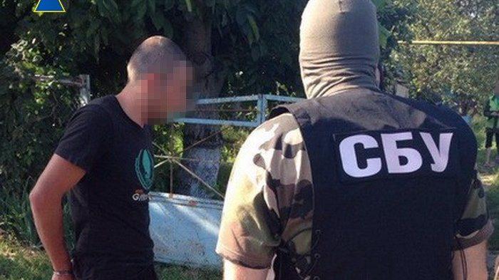 Задержанному в Запорожской области террористу Славянский суд дал пять лет тюрьмы