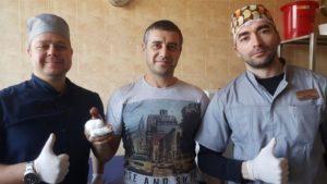 В запорожской больнице пациенту восстановили кисть после взрыва пиротехники, — ФОТО