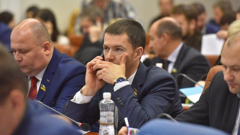 На сесії Запорізької міськради призначили нового заступника мера