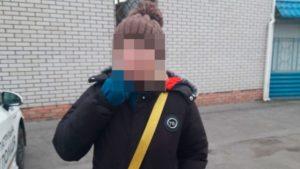 У Запоріжжі закладки з наркотиками розкладала молода жінка, — ФОТО