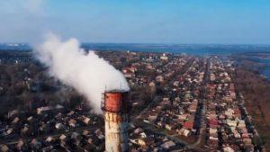 Промислова міць та мальовнича краса: як виглядає з висоти Заводський район Запоріжжя